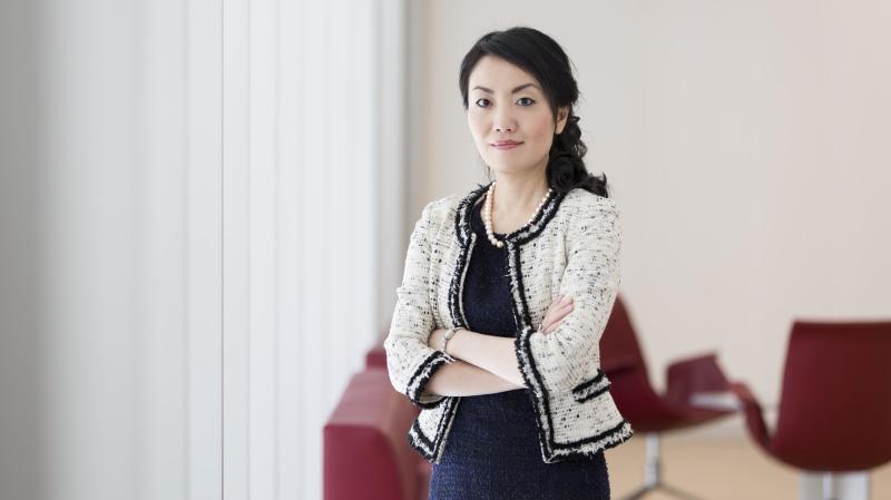Expertin auf dem Gebiet deutsch-chinesischer Transaktionen: Yi Sun, Partnerin bei EY.