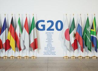 G20-Gipfel in Japan