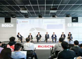 Bosch beteiligt sich an Trunk
