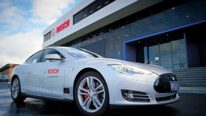 Bosch setzt auf Autonomes Fahren