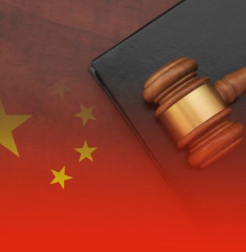Symbolbild Chinas erstes Zivilgesetzbuch