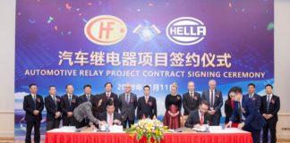 Hella verkauft Relaisgeschäft an Hongfa