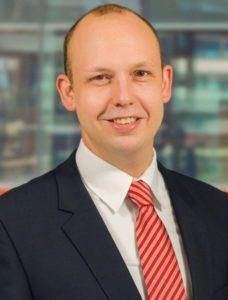 Porträt Dr. Georg Beckman, Associate Partner, EY