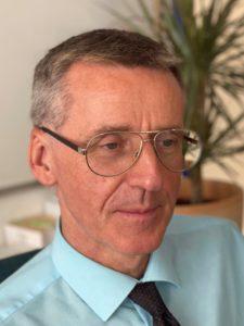 Porträt Dr. Ulrich Minkner
