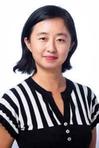 Porträt Monica Wang