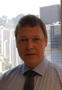 Porträt Dr. Roland Rohde, Chief Representative Hongkong and South- West China, GTAI