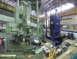 Schiess Werkzeugmaschinenfabrik Retrofit