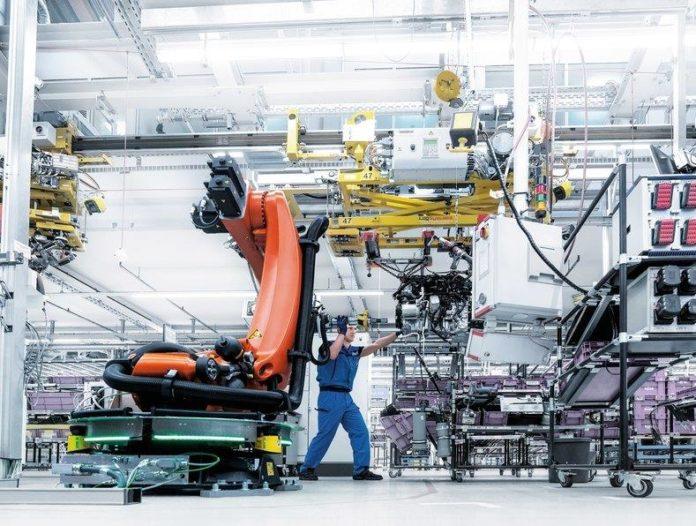Standorte Bayern Industrie 4.0 Kuka AG