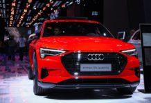 Audi und FAW gründen Joint Venture zur Produktion von Elektrofahrzeugen,