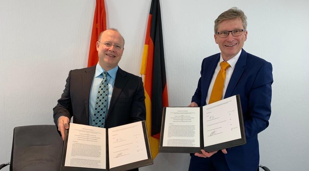 CICCPS, ECTT, ECMDC und ECP unterzeichnen Memorandum