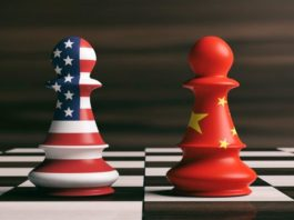 美国与中国股票:再见华尔街