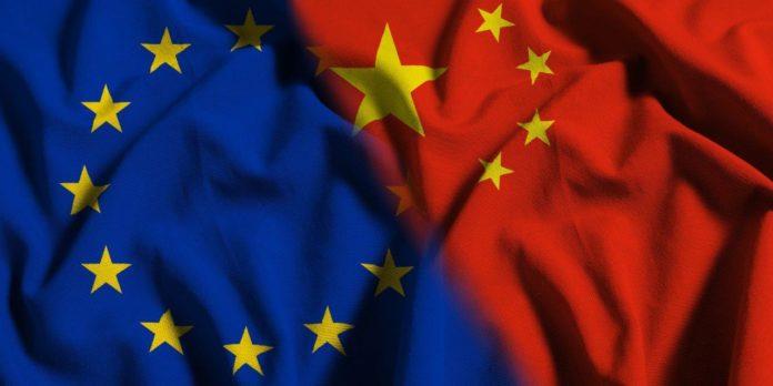 China ist größter Handelspartner der EU