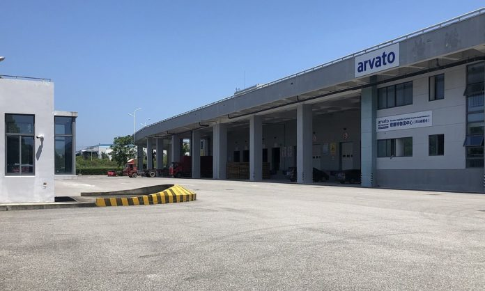 Arvato Supply Chain Solutions wächst in China