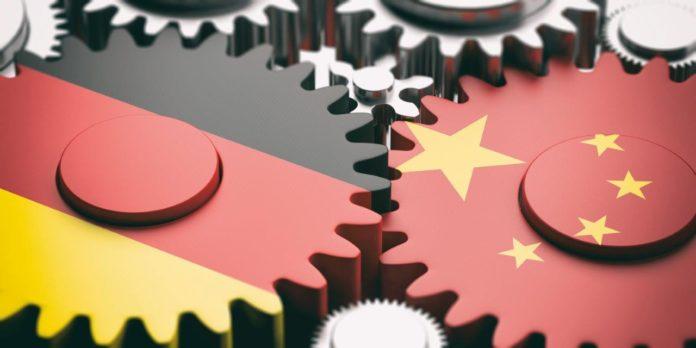 China bleibt Deutschlands wichtigster Handelspartner