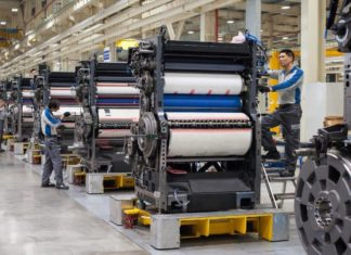 海德堡印刷机械在华兼顾生产出口产品