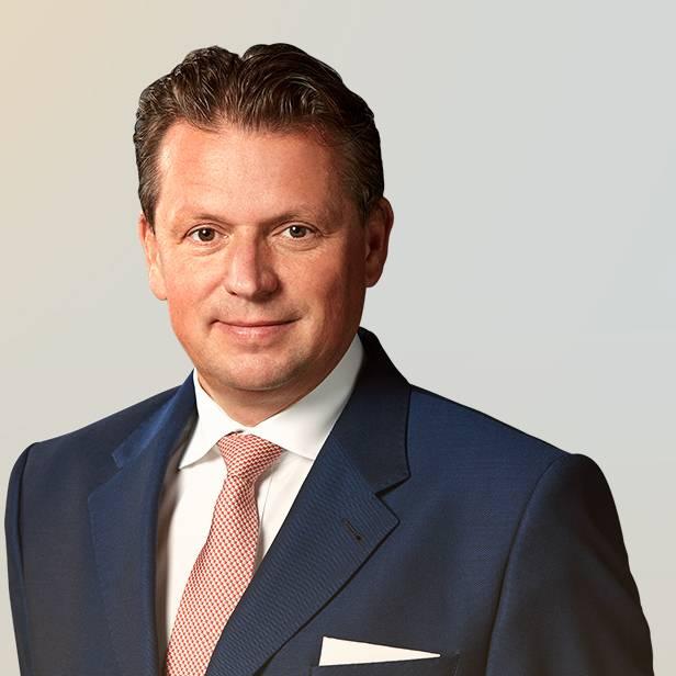 Porträtfoto von Dr. Michael Drill, Vorstandsvorsitzender der Lincoln International AG, Frankfurt