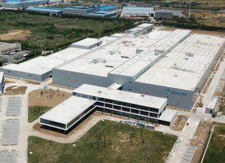 Schweizer-Werk in Jintan (China) läuft an