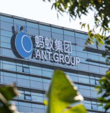 Ant Group bildet Finanzholding