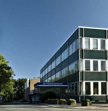 Joh. Friedrich Behrens被欧洲巨星公司(GreatStar Europe)收购
