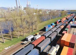 Contargo verbindet Frankfurt und China