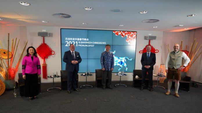 Das 10. bayerisch-chinesische Frühlingfest des Chinaforum Bayern e.V.