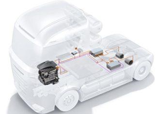 博世在华开发燃料电池