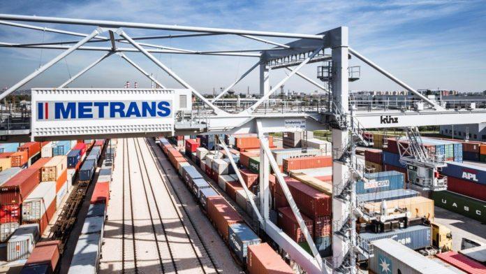 Metrans-Containerzüge auf der Neuen Seidenstraße verdoppelt