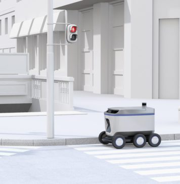 Lieferroboter